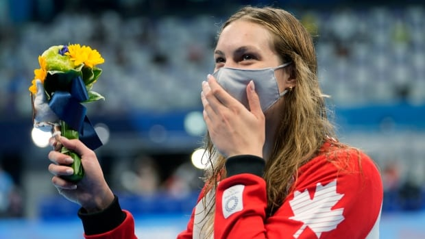 Olympic wake-up call: Oleksiak writes Canadian history, Biles and Black drop from all-around