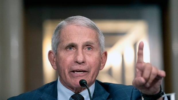 Man charged with emailing death threats to Dr. Anthony Fauci, U.S. prosecutors say