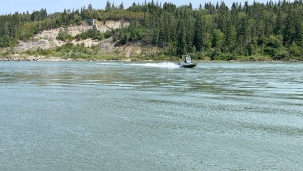 Whether in a rubber dinghy or a speed boat, Albertans urged to be safe around the water | CBC News