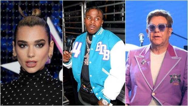Elton John, Dua Lipa condemn rapper DaBaby's homophobic comments about HIV