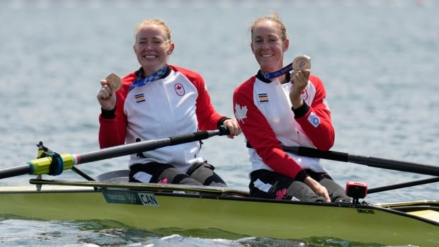 Canadian rowers earn bronze and other highlights from Tokyo 2020
