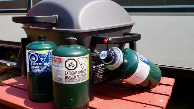 Campers feel the burn with shortage of the latest hot commodity: small propane cylinders | CBC News
