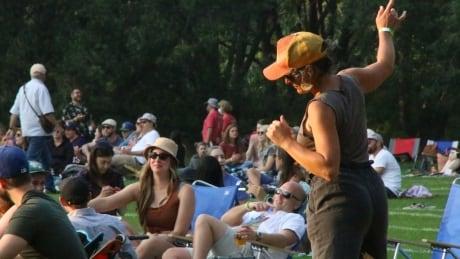 Calgary Folk Festival's Summer Serenades opening night