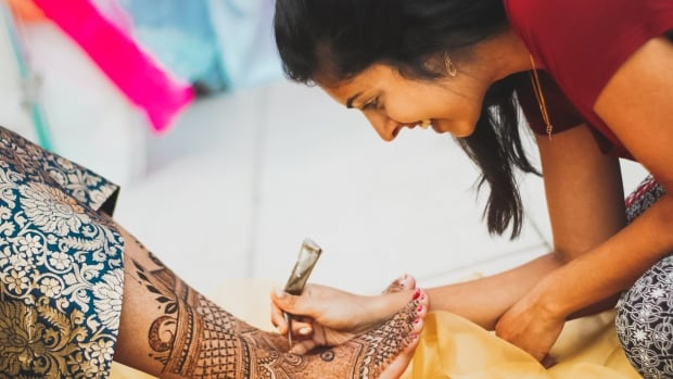 How I empower women here in Montreal and South Asia through my henna art