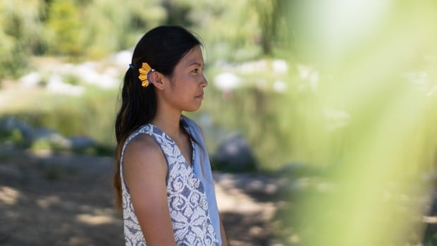 Woman with hearing loss makes hearing aid accessories inspired by Filipino culture