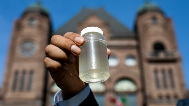 First Nations and Ottawa agree to billion settlement on drinking water advisories | CBC News