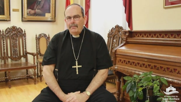 Manitoba archbishop apologizes after priest accuses residential school survivors of lying about abuse