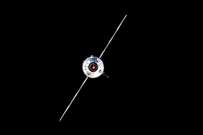 , International Space Station knocked out of position for 47 minutes   CBC News,