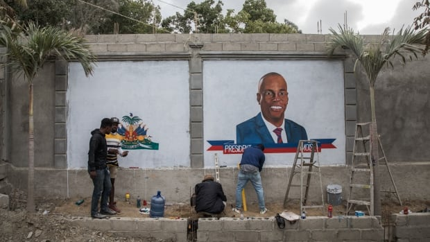 4th police officer arrested in connection with killing of Haitian president