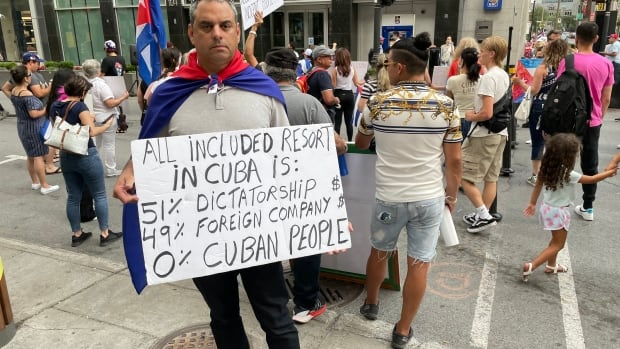 How Canadian tourism sustains Cuba's army and one-party state