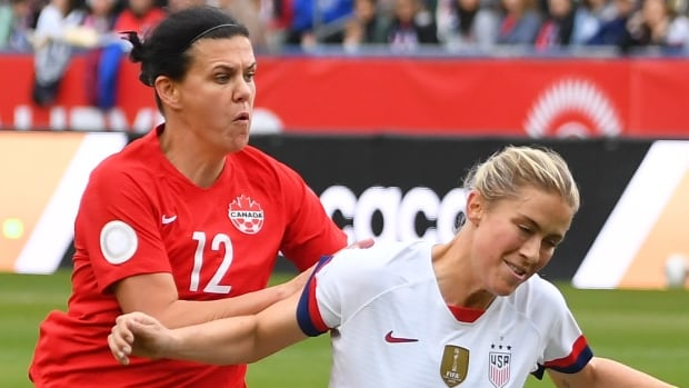 You again? Canada, U.S. to meet in rematch of controversial 2012 Olympic women's soccer semi | CBC Sports