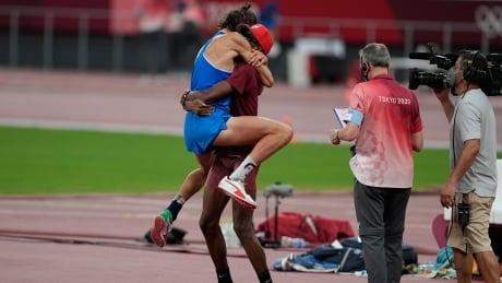 OLYMPICS/High jump