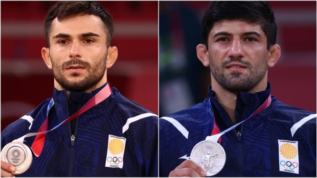 2 medallists banished from Olympics as organizers clamp down on COVID-19 violations | CBC News