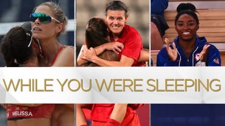 While you were sleeping: Canada defeats the U.S. in women