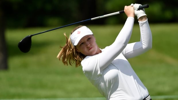Canada's Henderson, Sharp struggle in 1st round of Tokyo Olympic golf