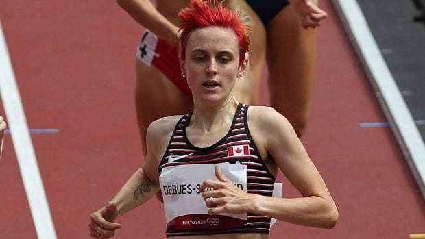 Gabriela DeBues-Stafford to run for Olympic gold medal in 1,500 metres