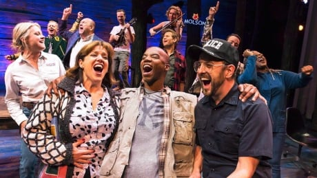TV Come From Away 20210804