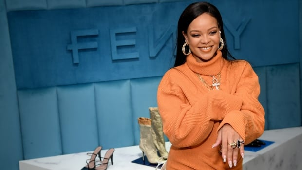 Rihanna is now a billionaire, but not because of her music