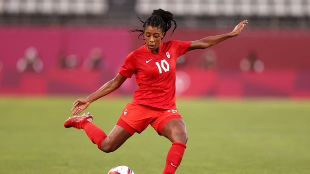 Ashley Lawrence out with injury, will miss Canada's celebration tour
