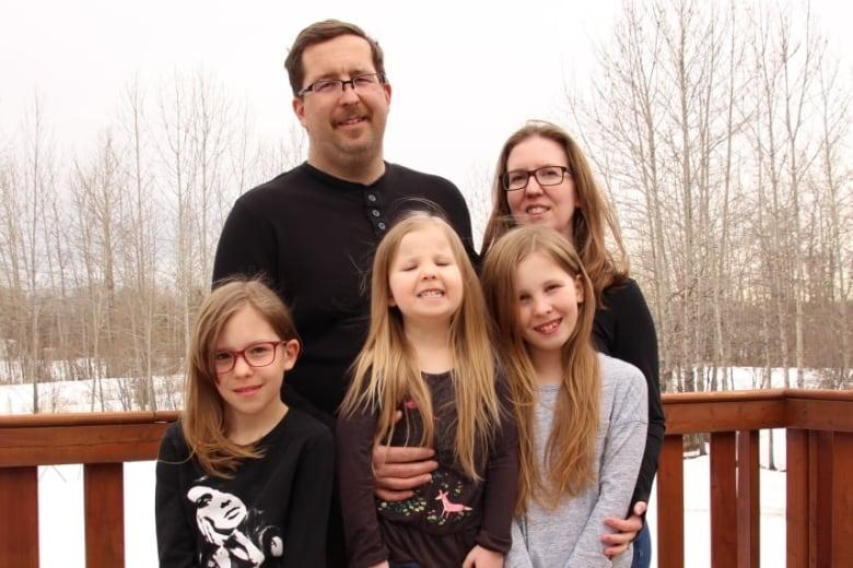 teresa sniezek and family