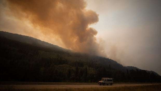 B.C. must shore up risk crisis communications before, during, after wildfires: report | CBC News