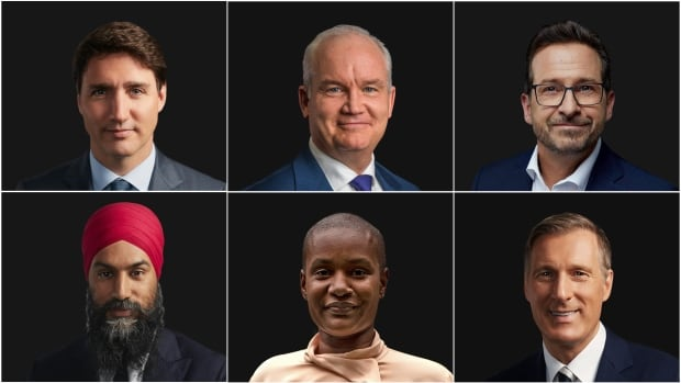 Where the main party leaders are on Day 34 of the federal election campaign