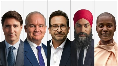 Federal leaders composite