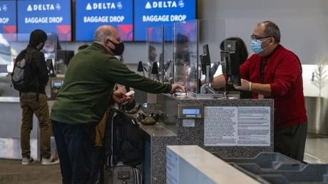 Delta airline check in