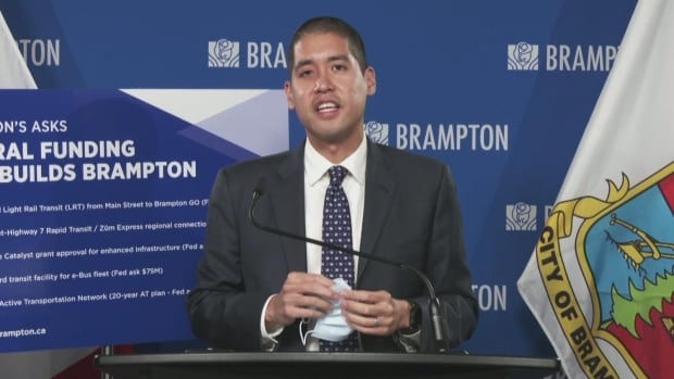 Peel's top doctor concerned over 'divisive rhetoric' as 330,000 residents not fully vaccinated | CBC News