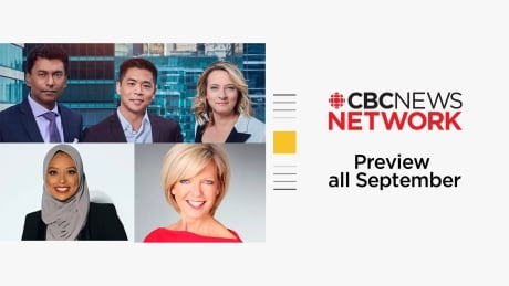 CBC News Network – Preview all September