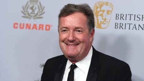 Britain Piers Morgan