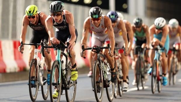 Watch Super League Triathlon Championship Series from Jersey | CBC Sports