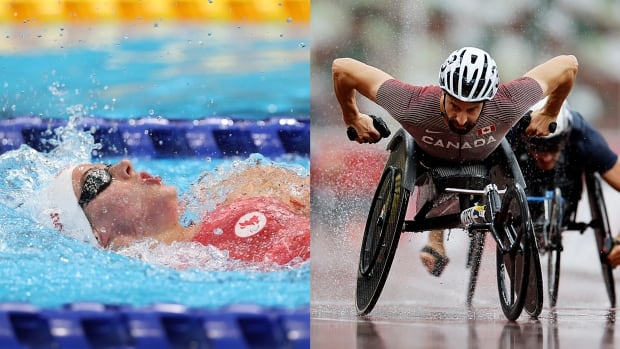 Paralympic wake-up call: Canada's medal count grows as Rivard, Lakatos find podium again