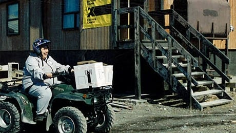 Helicopters, ATVs help deliver ballots to remote polling stations