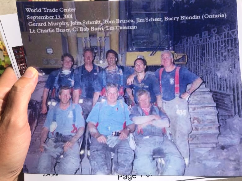 , Meet some of the Canadians who rushed to New York after the 9/11 attacks, The World Live Breaking News Coverage & Updates IN ENGLISH