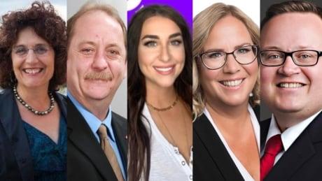 Cambridge federal election candidates 2021