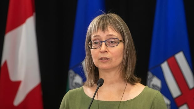 Alberta government won't release data on how many schools have COVID-19 outbreaks | CBC News