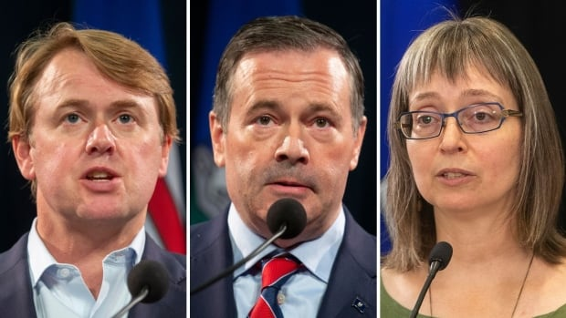Kenney gives COVID-19 update in wake of renewed criticism over Alberta reopening