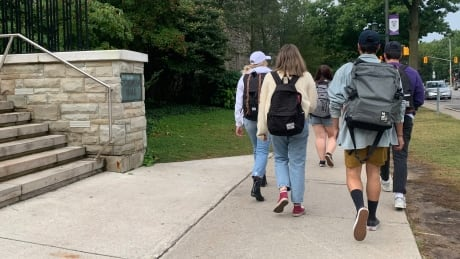 Arrests made after 4 Western students reported sexual assaults in past week, university official says