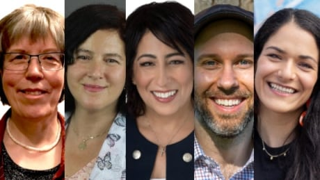 Kitchener Centre candidates federal election 2021