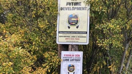 Kwanlin Dun First Nation land lottery