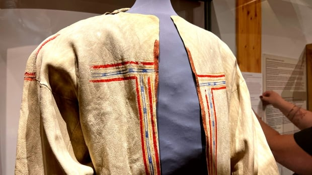 Rare caribou coat returned to Innu Nation after being found in freezer across the river