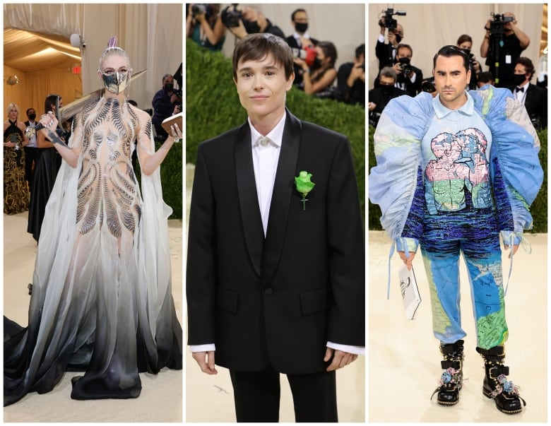 , Met Gala honours American fashion in 2021 return   CBC News,