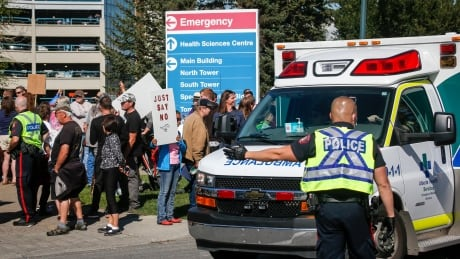 Cda Hospital Protests 20210913