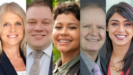 Waterloo federal election candidates
