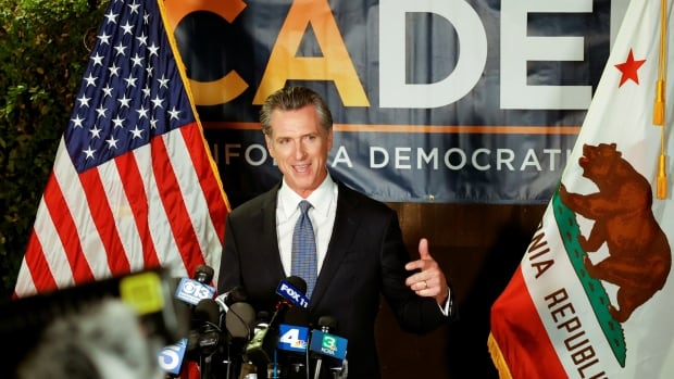 California Gov. Gavin Newsom stays in power as recall fails | CBC News