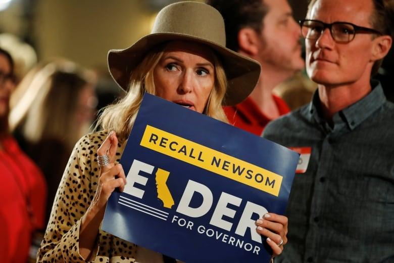 , California Gov. Gavin Newsom stays in power as recall fails | CBC News,
