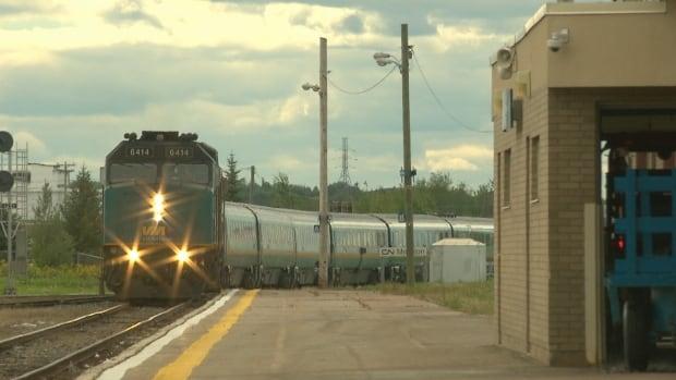 Via Rail's Maritime service is back, despite aging N.B. tracks | CBC News