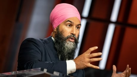 Face to Face - NDP Leader Jagmeet Singh