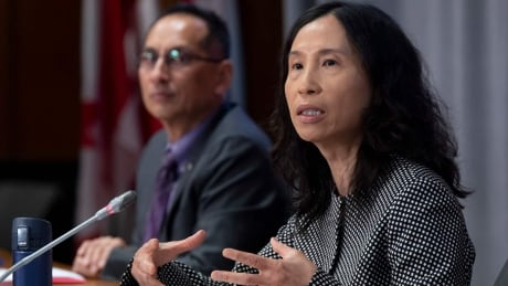 Federal public health officials give update on COVID-19 in Canada